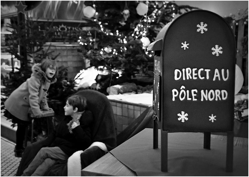 Direct au Pôle Nord