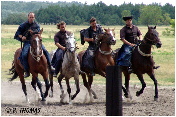 Riders of the Puszta