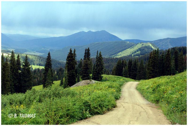 Crested Butte Backroads
