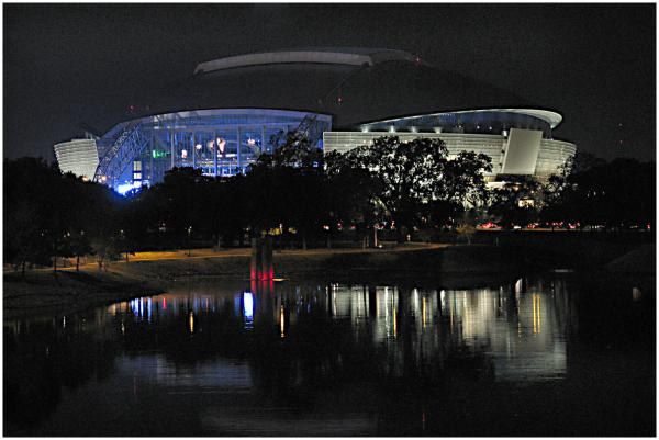 Football, Anyone? Cowboys New Stadium