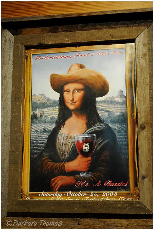 Mona Lisa Comes to Texas