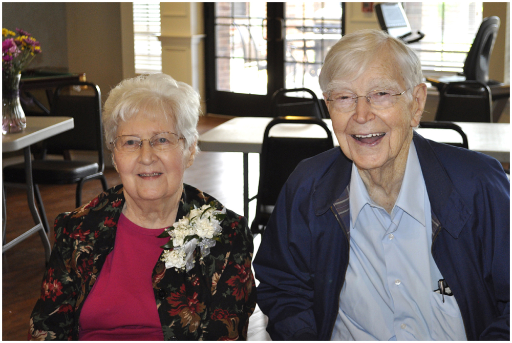 90 Years of Life Happening