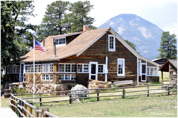 MacGregor Ranch House Museum