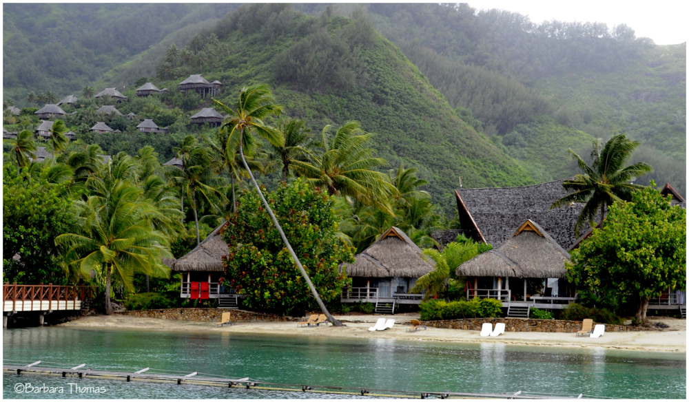 Home Sweet Home in Moorea