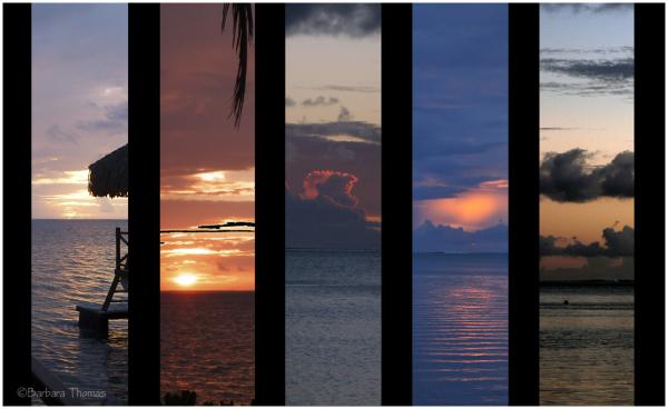 Polynesian Sunsets