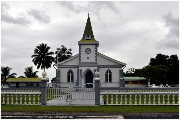 Haapiti Church