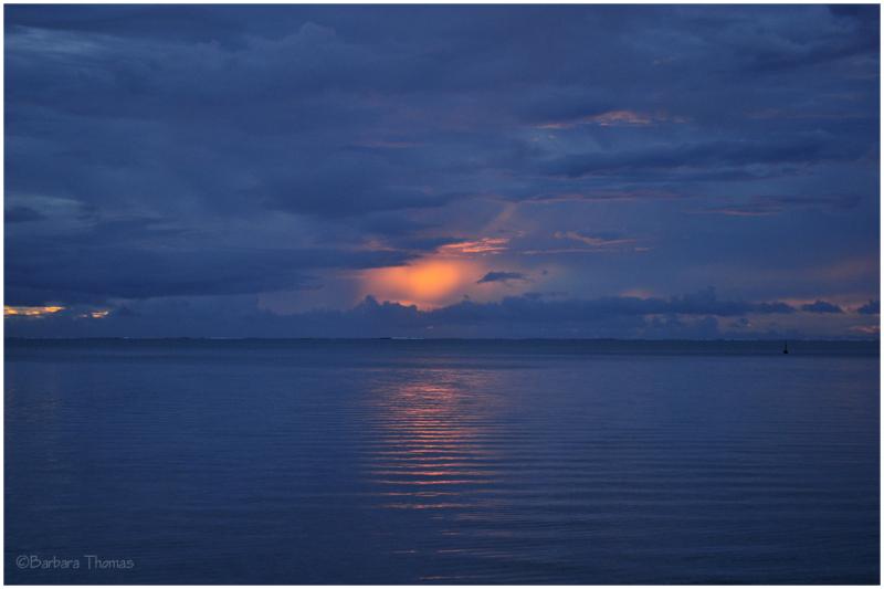 Polynesian Blue
