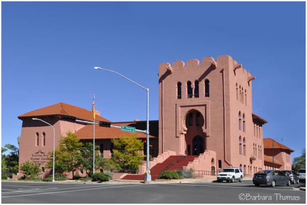 Scottish Rite Masonic Center