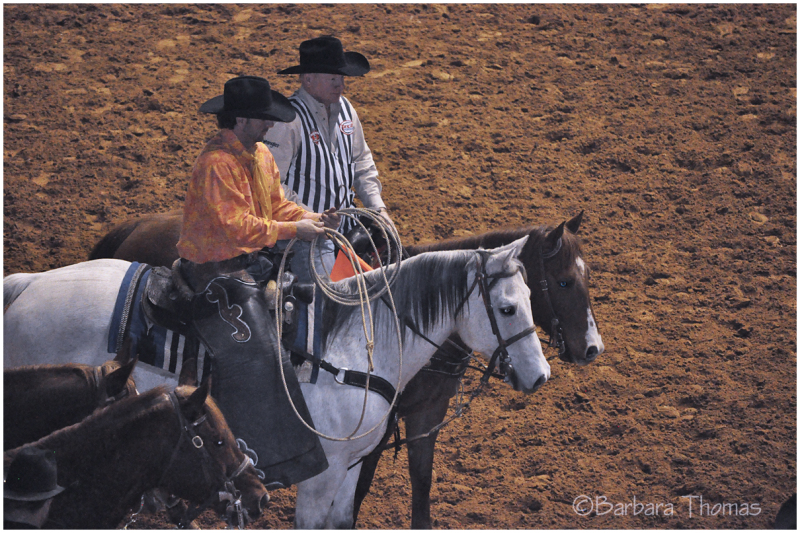 Rodeo - Support Riders