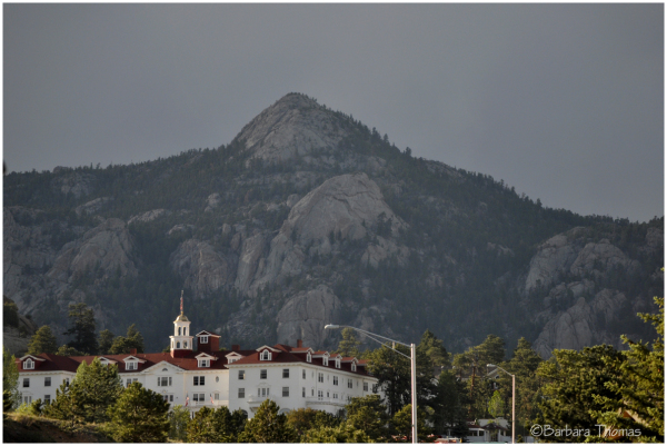 Historic Stanley Hotel - The Shining