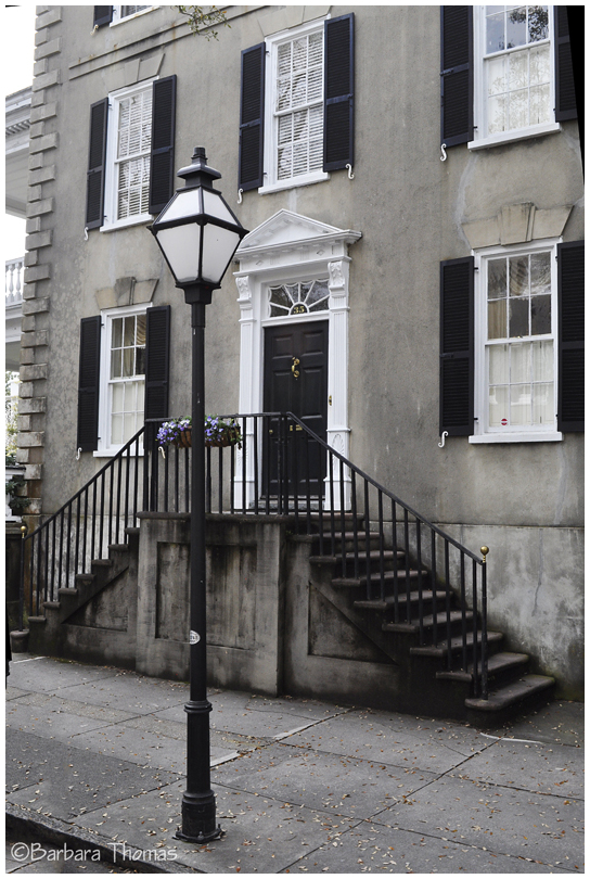 Doors of Charleston - 7