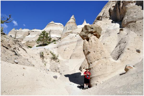 Hiking Tent Rocks