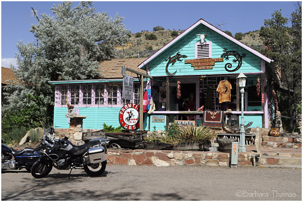 Ghost Town Trading Post