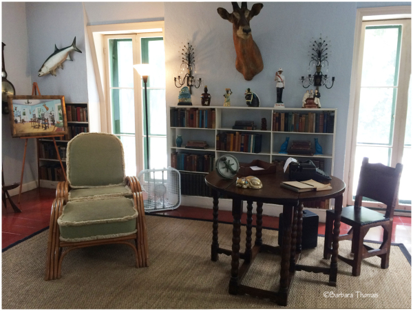 Hemingway's Writing Studio