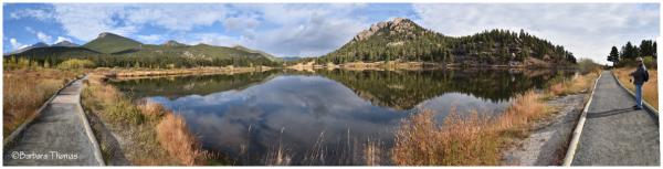 Lily Lake Panorama