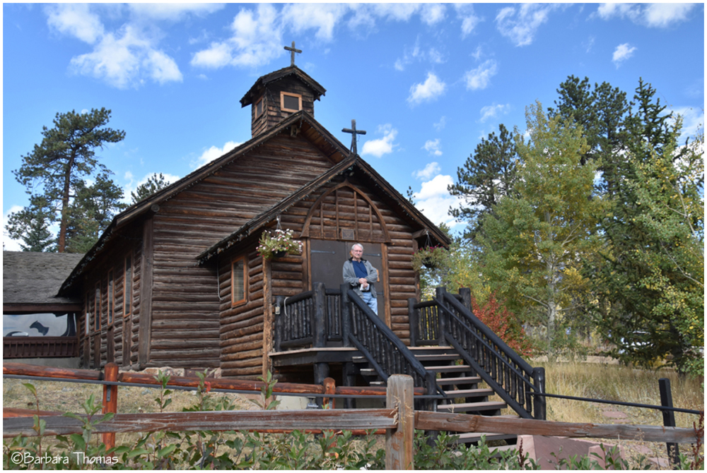 Little Log Church