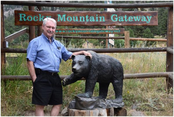 RMNP Bear