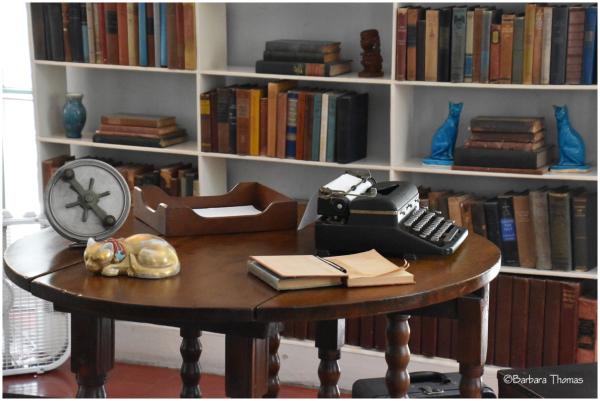 Ernest Hemingway's Studio