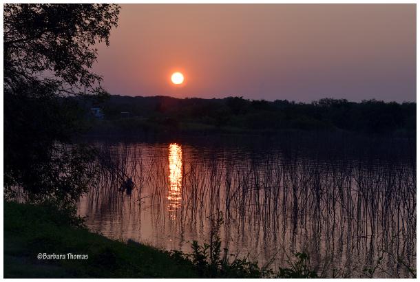 Lake Granbury Sunset