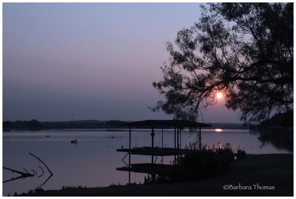 Lake Granbury Sunrise