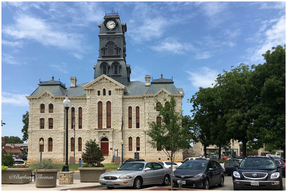 Historic Hood County Courthouse