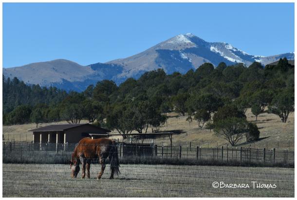 Sierra Blanca, New Mexico