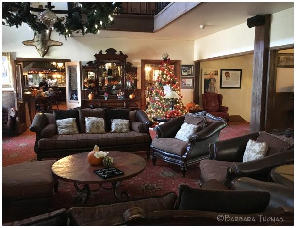 Cozy Lobby