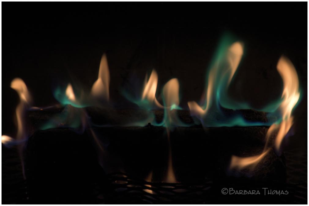 Flames #1