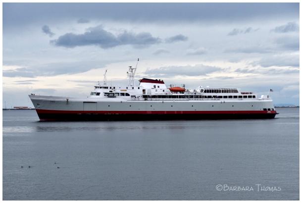M.V. Coho - Blackball Ferry