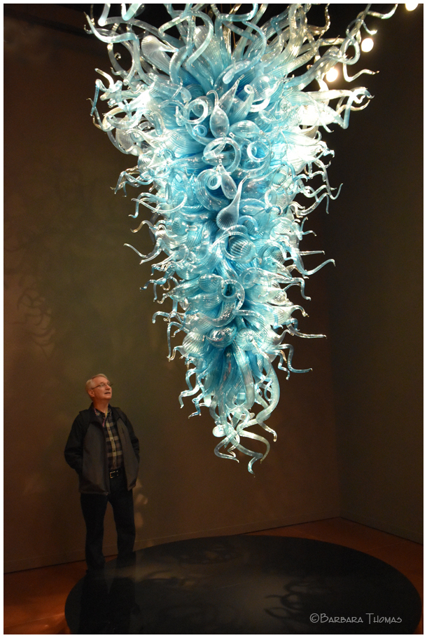 Dale Chihuly's  Glass Work