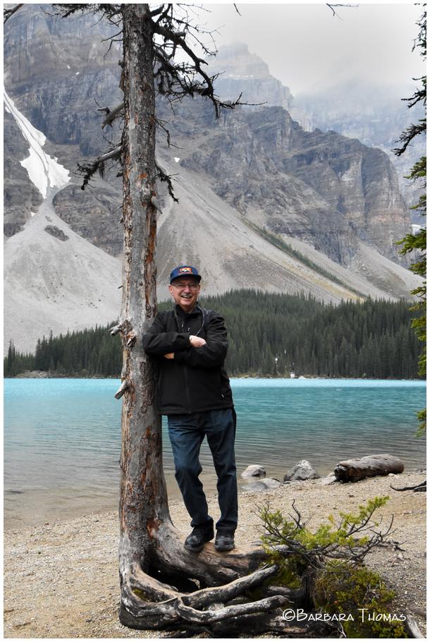 Hubby/Sherpa/Guide