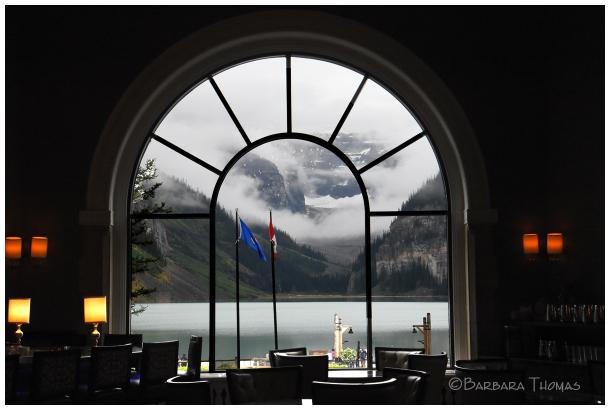 Fairmont View Of Lake Louise