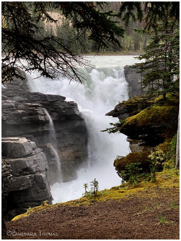 Athabasca Falls - 2