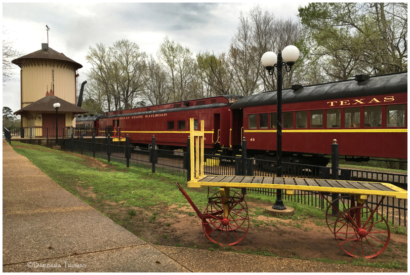 Texas State Railroad - 2