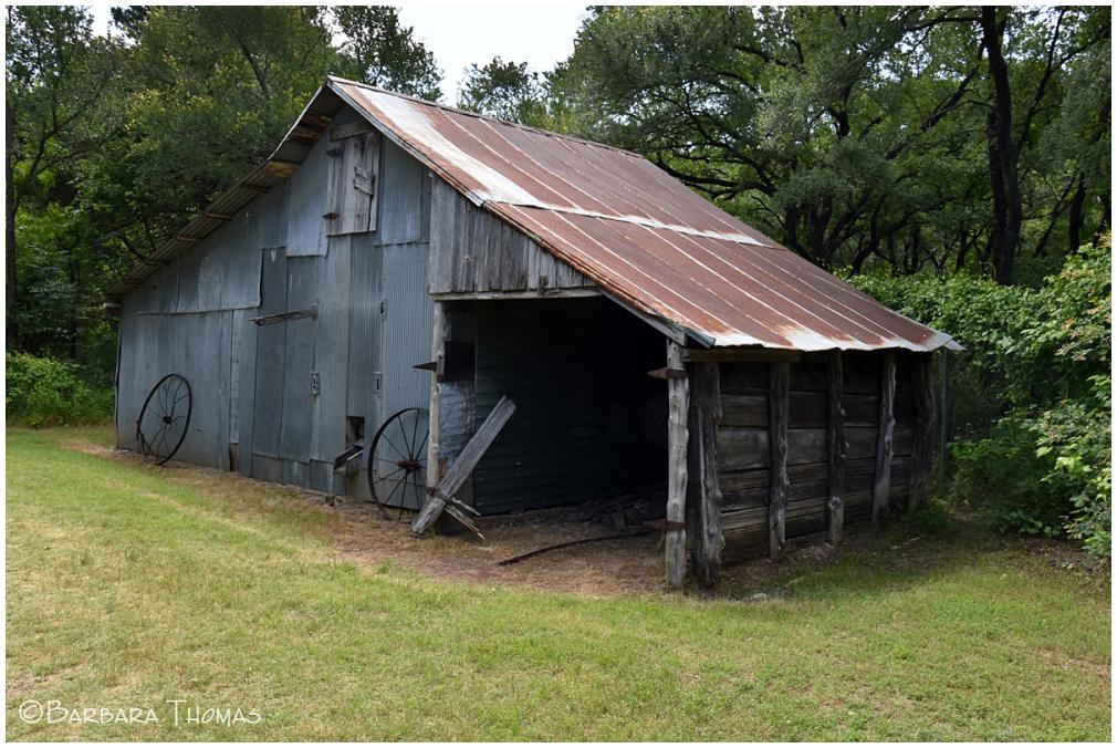 Penn Farm Barn