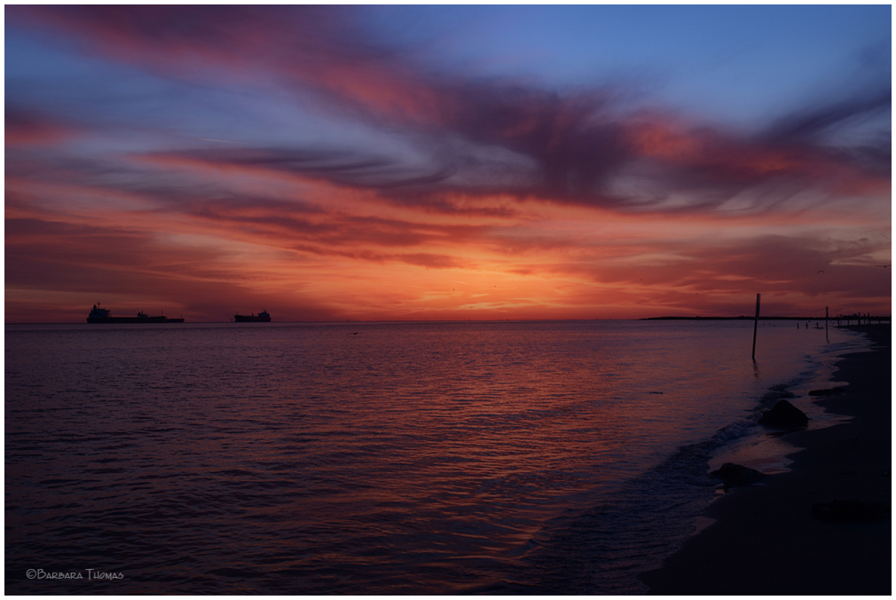 Costal Sunrise