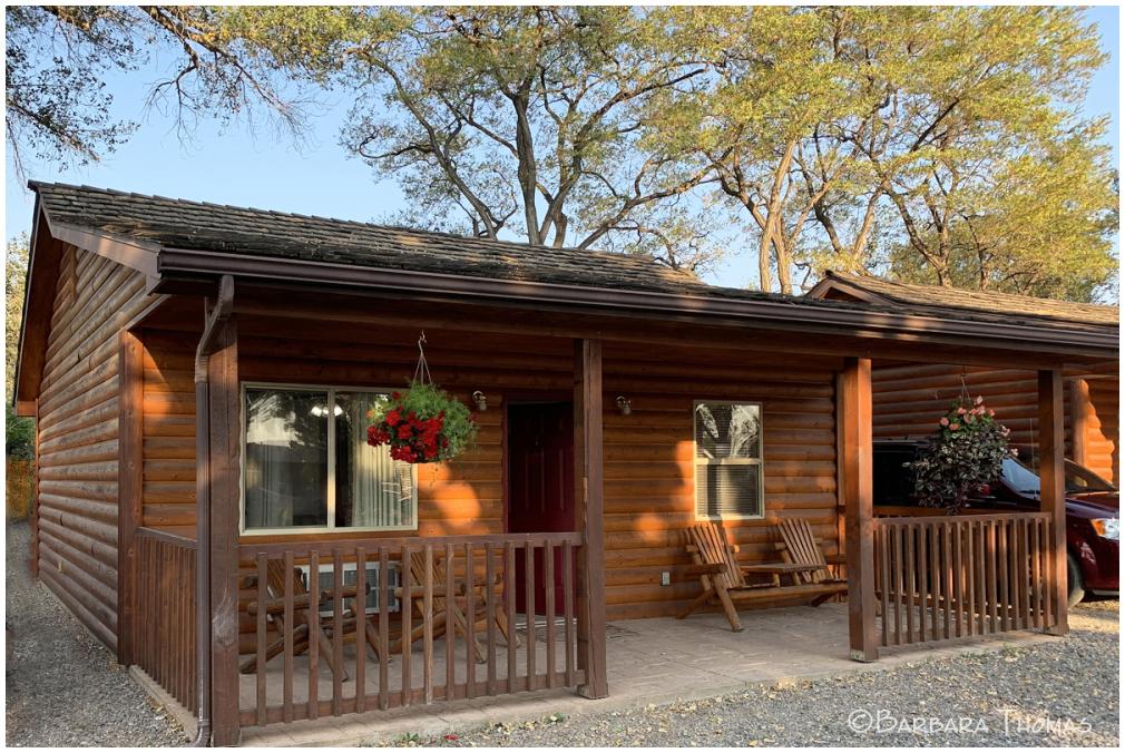 Torrey, Utah Cabin