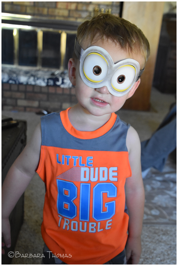 Little Dude - Big Trouble