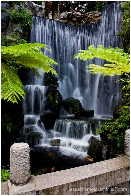 Water Falls...