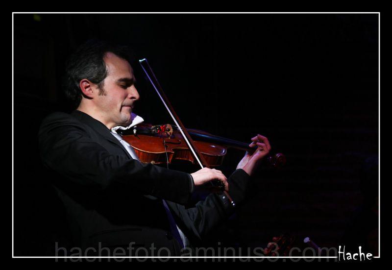 El violín de la Roulotte