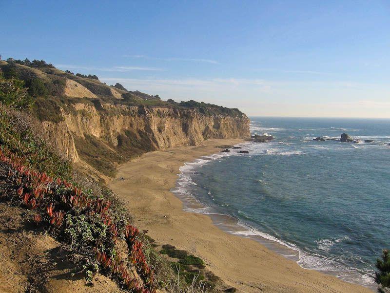 California Coastline Pacific Coast Highway 1