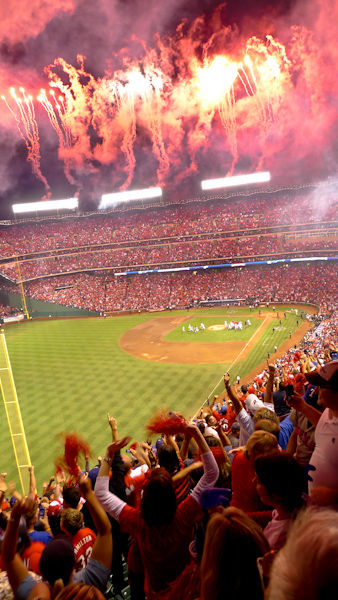 Texas Ranger Ballpark Baseball