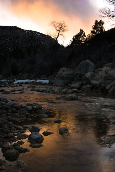 river in joes valley