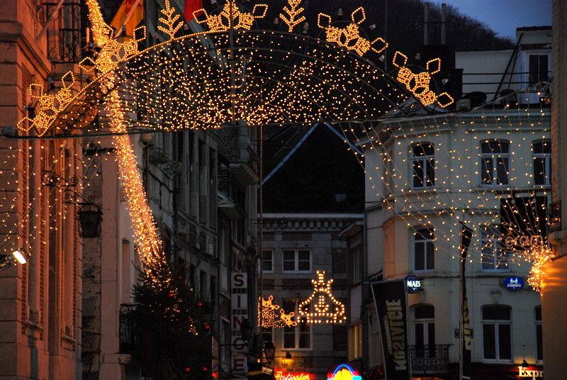 Lumières de Noël ...
