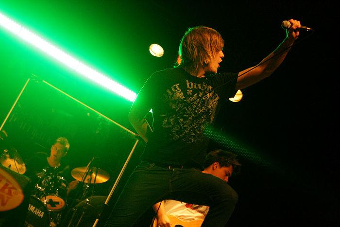 Never Ending December live at Opalen