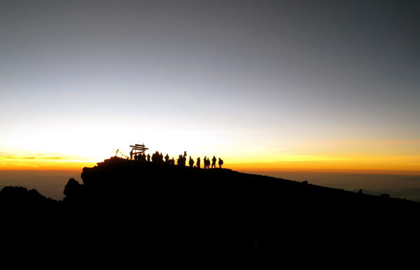 kilimanjaro africa tanzania summit