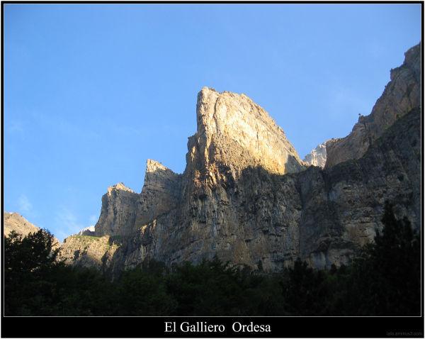 El Gallinero --Ordesa