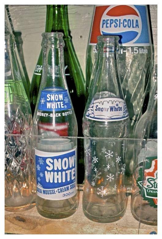 snow white cream soda