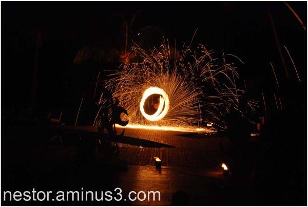 spectacle de feu (2)