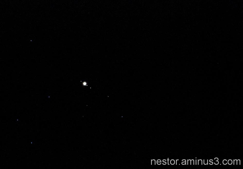 Europe, Callisto et cie